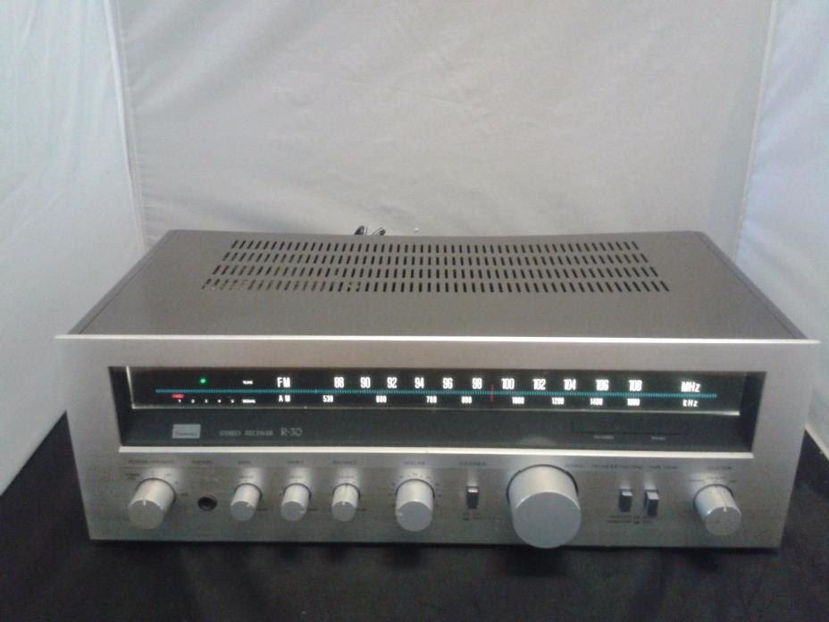 Sansui R30  AM/FM Receiver.
