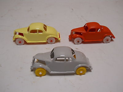Vintage Plastic Toy Original Race Track Souvenir Modified Dirt Track Stock Car