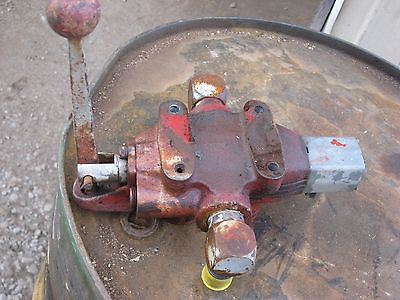 Hydraulic Control Valve for Farmall IH John Deere New Holland Case log spliter