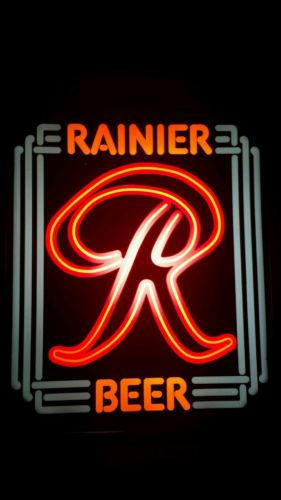 Rainier Beer Signs - For Sale Classifieds