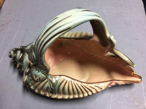 Vintage Hull Ebb Tide Fish Basket. 16 1/2