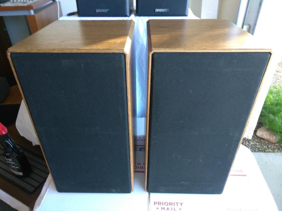 DCM CX-17 BOOK SHELVES SPEAKERS