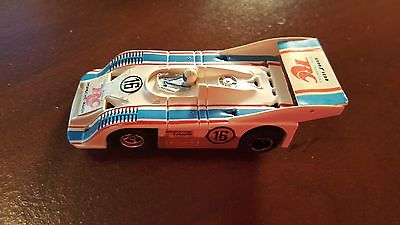 AURORA AFX PORSCHE RC GOODYEAR SLOT CAR BOX AA