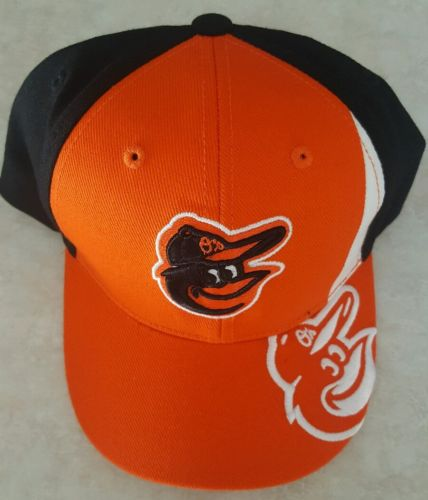 BALTIMORE ORIOLES NEW YOUTH CAP HAT EMBROIDERED ADJUSTABLE RIPKEN MACHADO