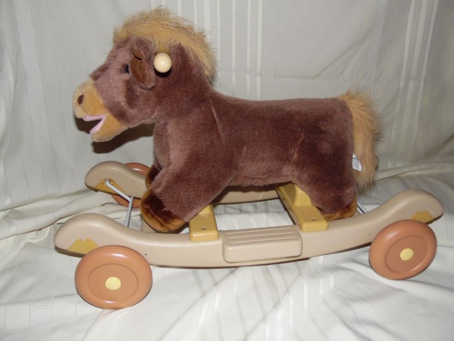 Kiddieland Musical Riding/Rocking Horse