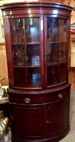 Duncan Phyfe China Cabinet For Sale Classifieds
