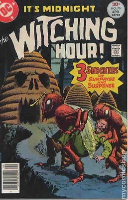 Witching Hour (1969 DC) #70 FN