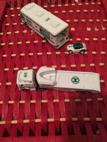 hess toy trucks MISC LOT
