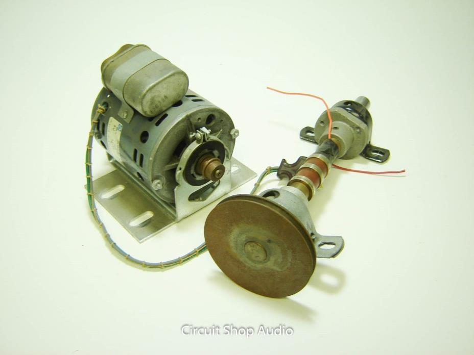 Allen Organ Gyrophonic Motor and Spindle