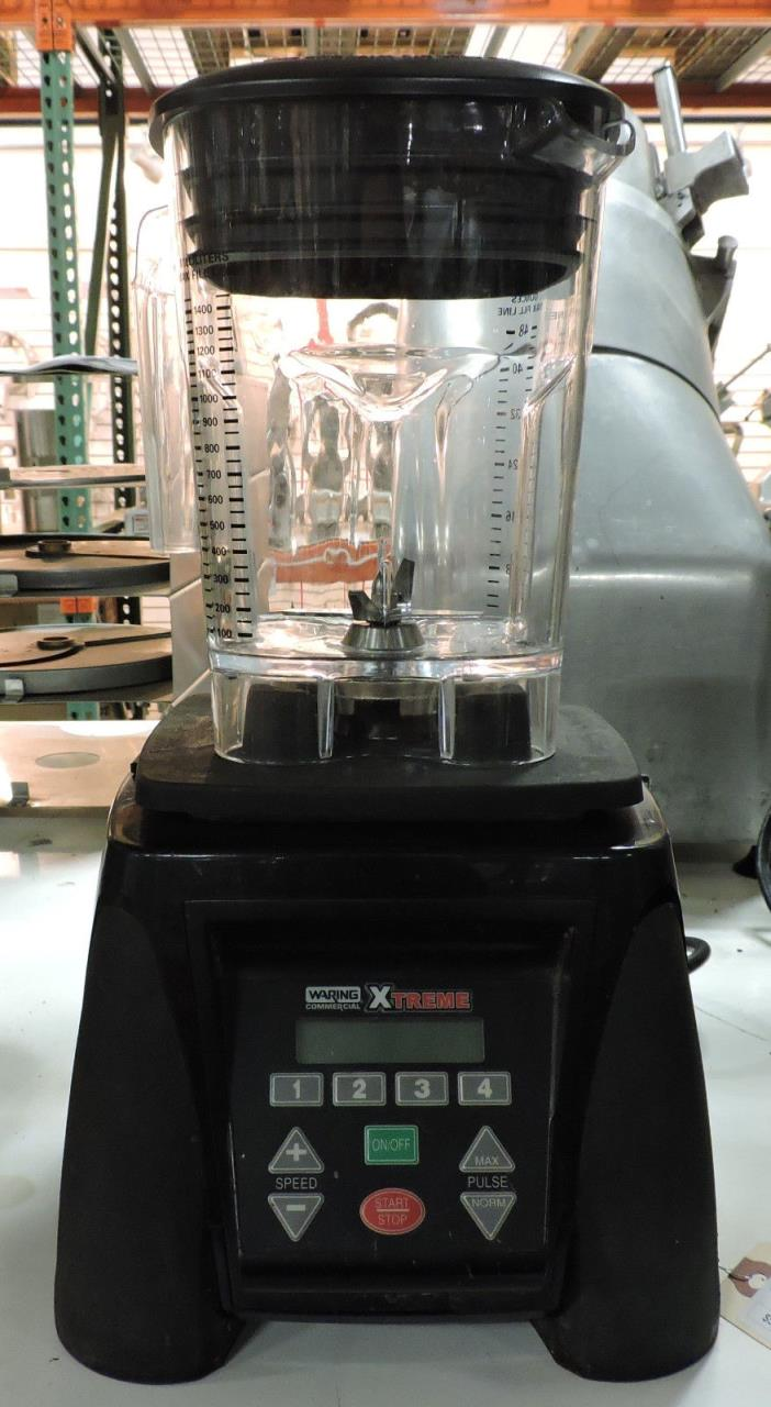Used Waring Xtreme MX1500XT22 Commercial Hi-Power Blender