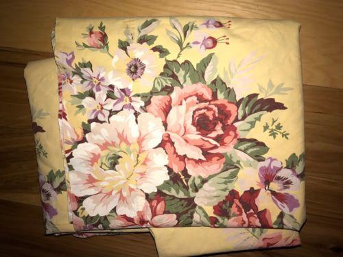 Ralph Lauren Queen Flat Sheet Brooke