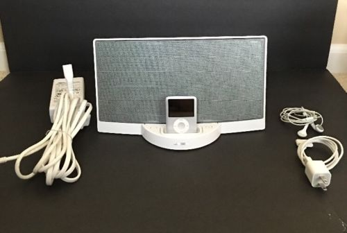Bose Sounddock Include Ipod Nano 3rd Generation