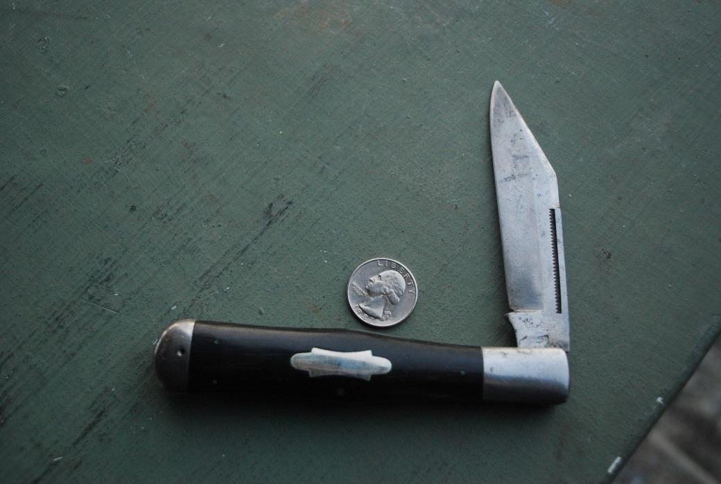 ROBESON SHUREDGE 116118 COKE BOTTLE HUNTER KNIFE