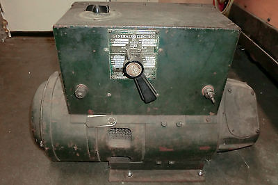 GENERAL ELECTRIC WELDER GE WELDER STICK WELDER DC WELDER ARC WELDER USA MADE