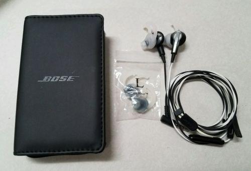 Bose MIE2i headphones earbuds