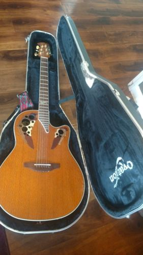 Ovation Collectors Guitar - For Sale Classifieds