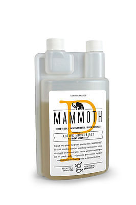 Mammoth P Microbes 250 ml Phosphorus Bloom Bud Booster Growcentia MammothP