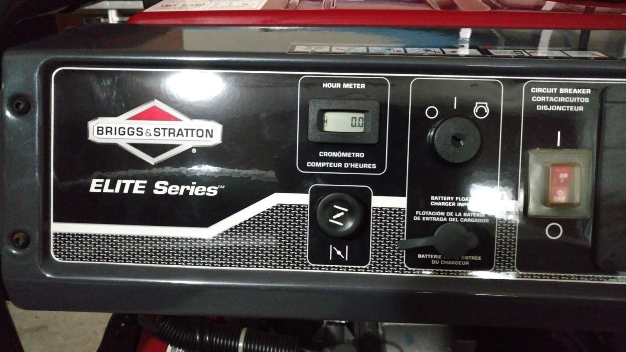 Briggs & Stratton 30470 8750 Watt 21 HP Generator