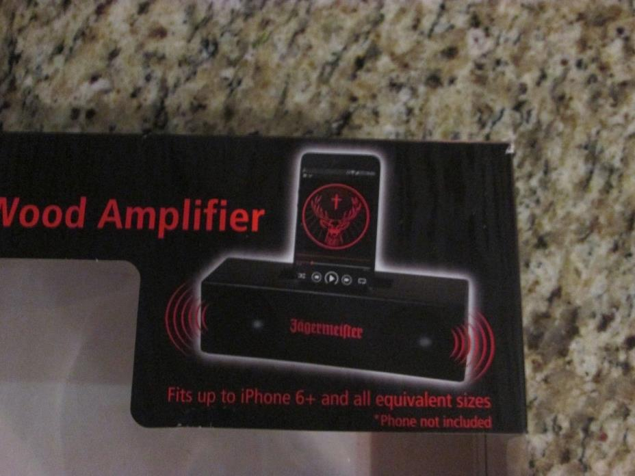 Jagermeister Cell Phone Mobile Amplifier