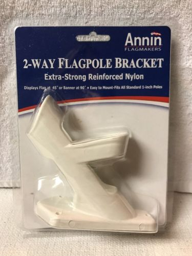 ANNIN FLAGMAKERS 2-Position Flag Pole Bracket - Free Shipping!!