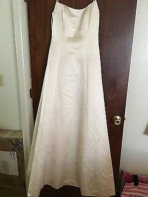 Wedding Prom Bridesmaid dress Champagne