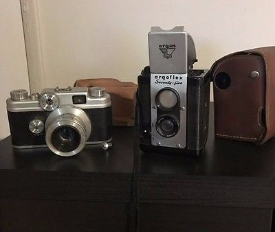 Argus Vintage Film Cameras