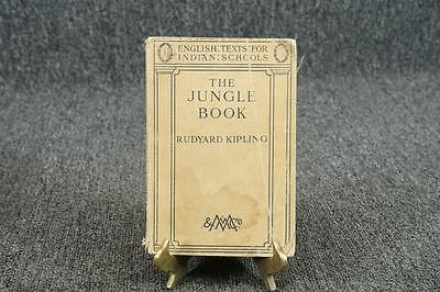 The Jungle Book By Rudyard Kipling C. 1918