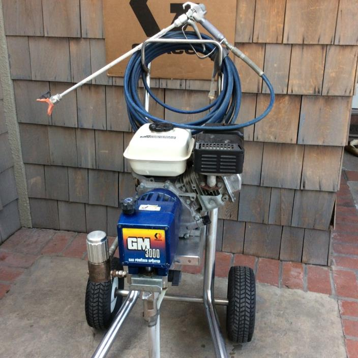 Graco airless paint sprayer for sale classifieds for Paint sprayers for sale