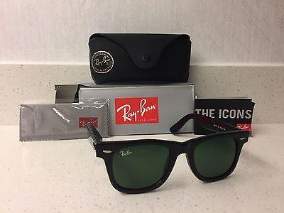 Ray-Ban Original RB2140 Wayfarer Sunglasses black 901