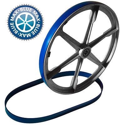 BLUE MAX URETHANE BAND SAW TIRES  FOR DELTA 28-160 BAND SAW 3 TIRE SET