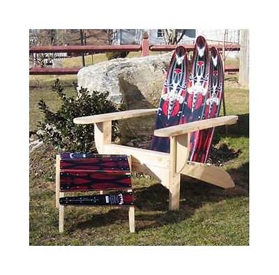 Water Ski Chair w Ottoman [ID 709083]