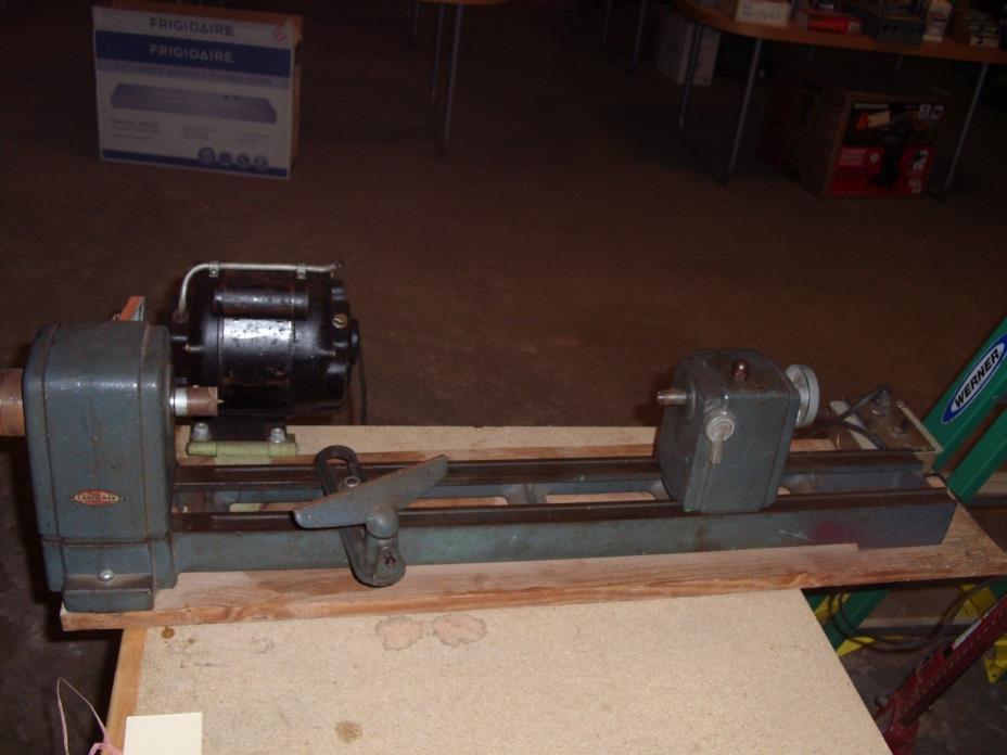 antique sears&roebuck wood lathe