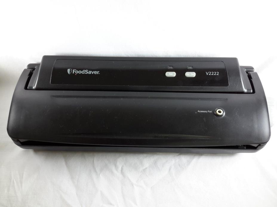 Foodsaver Vacuum Sealer V2222 Food Saver Automatic Vacuum Sealer