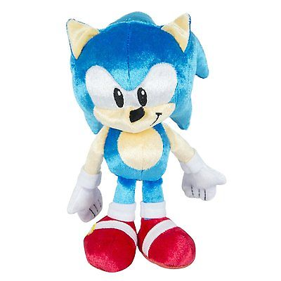 Sonic Boom Sonic The Hedgehog Sonic Small 8 Inch 25Th Anniversary Plush Toy