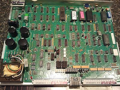 S+ SLOT MACHINE CPU BOARD 10 MHZ USED FOR SIZZING 7 SLOT MACHINE