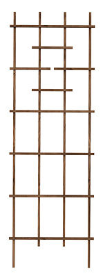 Panacea Products 83738 Wooden Ladder Trellis, 48-In. - Quantity 1