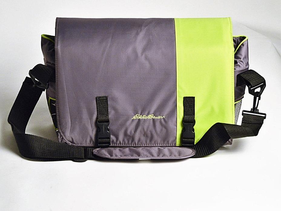 Eddie Bauer Fold Up Baby Bed or Activity Mat Travel Infant Bag