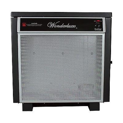 US Stove Wonderluxe Dual Fuel Heater #B2350B