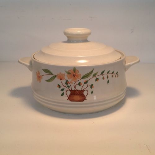 CASSEROLE DISH ROUND WITH LID