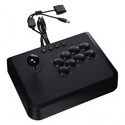 Universal - Controller - Fight Stick - PS4 / PS3 / XBONE / XB360 / PC
