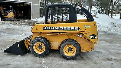 john deere 240 skid steer manual