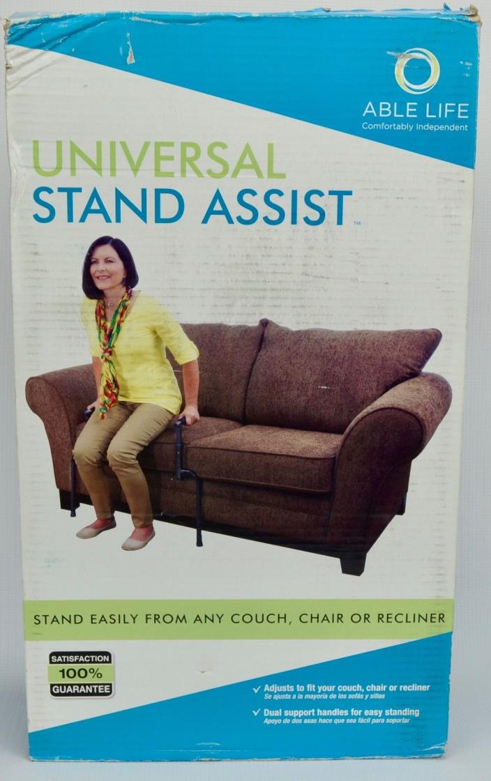 Able Life Universal Stand Assist Adjustable Standing Aid Couch Chair or Recliner