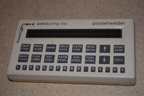WELDCOMP INC POCKET WELDER