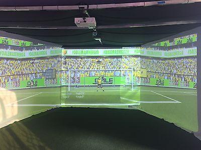 Golf Simulator - Full Swing Brand - SPORTS COACH SIMULATOR, USED ONCE