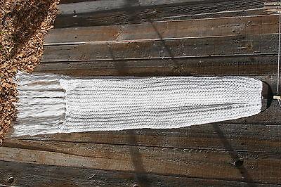 scarf Winter Gray