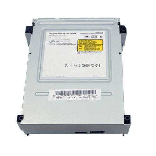 TS-H943 Toshiba/Samsung DVD ROM Drive for XBOX 360 MS28 Version