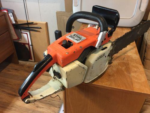 Stihl 031 AV Chainsaw