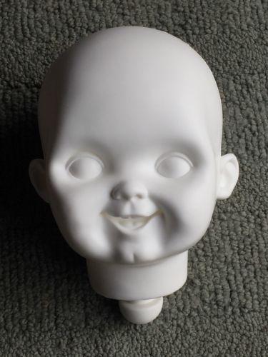 Chucky Doll Good Guy Head Unpainted Replica
