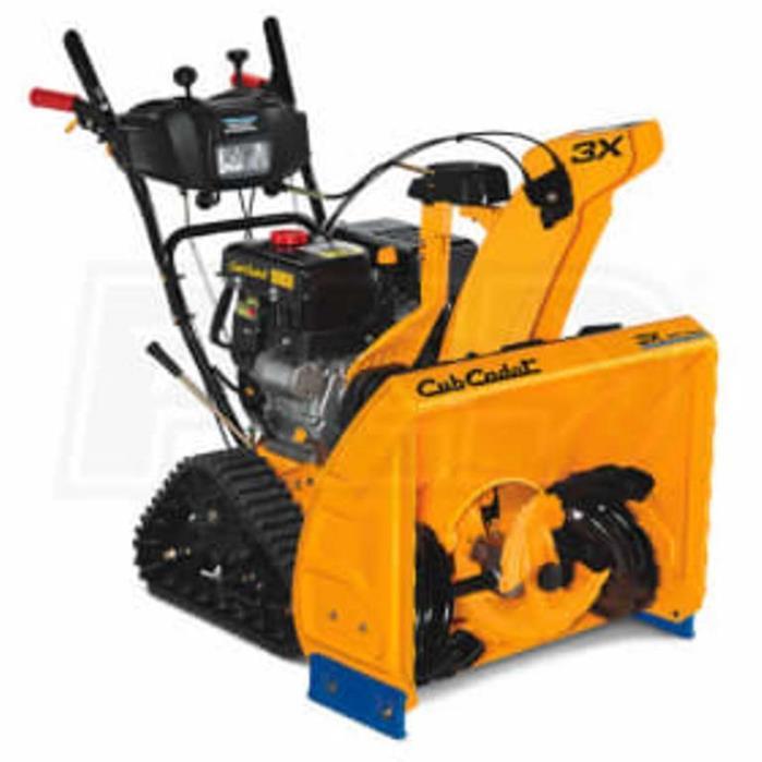 NEW CUB CADET 3X 30 TRAC SNOW BLOWER
