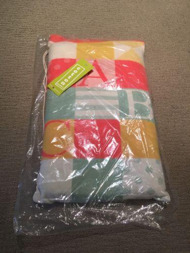 New! David Fussenegger Baby Blanket ABC